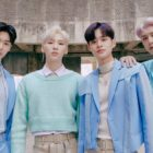 """Update: AB6IX Rocks Blue Hues In New Concept Teasers For Upcoming Album """"MO' COMPLETE : HAVE A DREAM"""""""