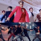 "EXO's ""Love Shot"" Becomes Their 1st MV To Hit 400 Million Views"