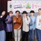 """BTS's """"Run BTS!"""" To Collaborate With PD Na Young Suk's """"The Game Caterers"""" On A Special Variety Series"""