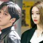 """ATEEZ's Yunho And T-ara's Jiyeon Share How They Prepared For Their Roles In """"Imitation"""""""