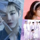 Kang Daniel Achieves Quadruple Crown On Gaon Weekly Charts + BTS And IU Hit No. 1