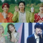 """Watch: B1A4 Celebrates 10th Anniversary With """"10 TIMES"""" MV + Oh My Girl And ONF Cover Their Past Songs"""