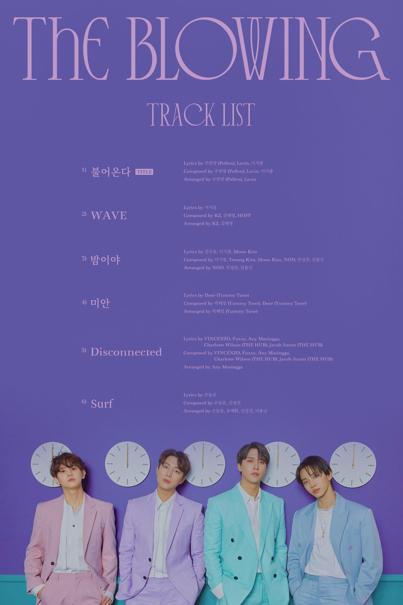 Highlight Track List