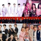 BTS, BLACKPINK, NCT, Stray Kids, And SuperM Rank High On Billboard's World Albums Chart