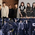 NU'EST And Brave Girls Achieve Double Crowns On Gaon Weekly Charts + BTS Hits No. 1
