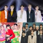 BTS Nominated For Four 2021 Billboard Music Awards; BLACKPINK And SEVENTEEN Snag 1st Nominations