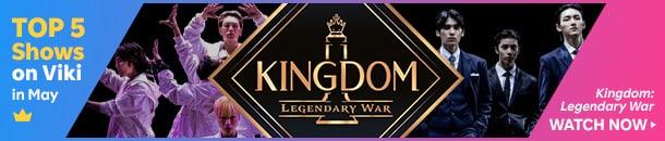 soompi top 5 on viki may kingdom