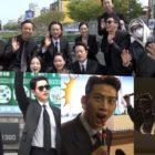 "Watch: Jeon Yeo Been, Song Joong Ki, Taecyeon, Kwak Dong Yeon, And More Master The Art Of Comedic Acting On Set Of ""Vincenzo"""
