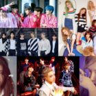 BTS Receives Quadruple Million Certification From Gaon; TWICE, Stray Kids, BLACKPINK's Rosé, IU, ATEEZ, And More Go Platinum