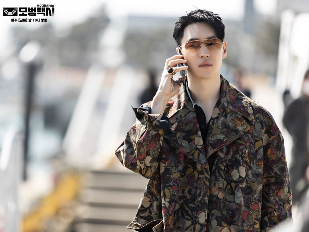 taxi driver lee je hoon