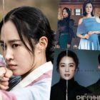 """Bossam: Steal The Fate"" And ""Undercover"" Hit New All-Time Highs + ""Mine"" Achieves 6th Highest Premiere Of Any Weekend Drama In tvN History"