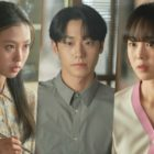 "Go Min Si And Geum Sae Rok Attempt To Sniff Out Lee Do Hyun's Plan In ""Youth Of May"""