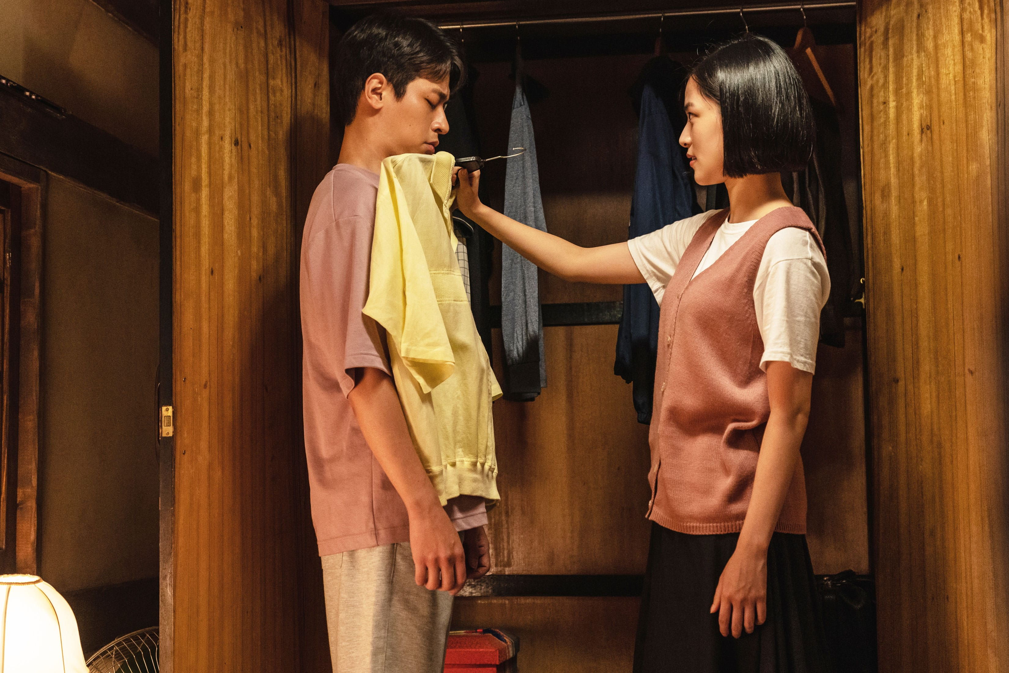 Park Jung Min Lee Soo Kyung