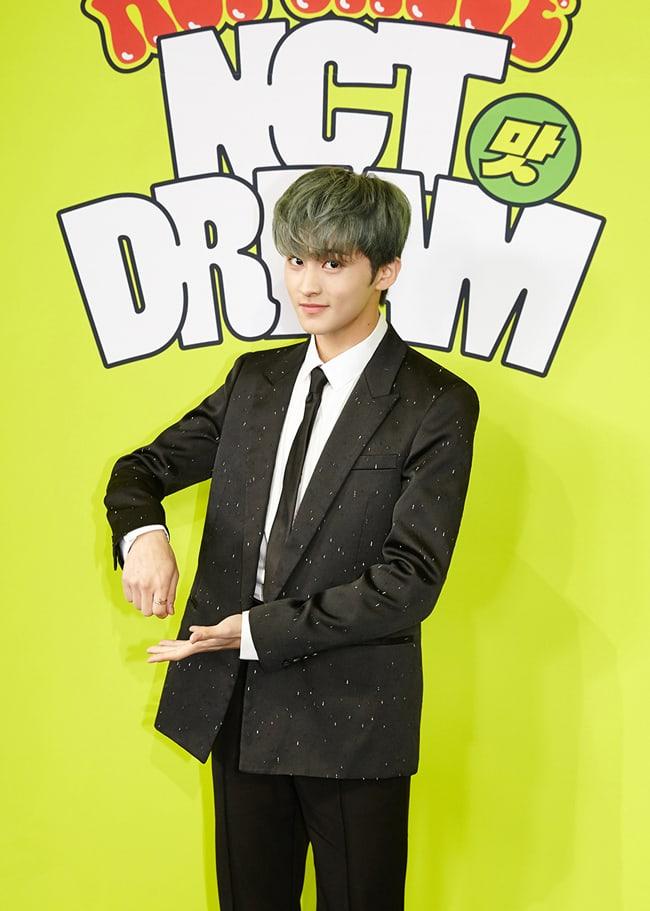 nct dream mark