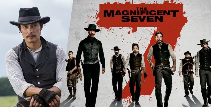 Lee Byung Hun Magnificent Seven