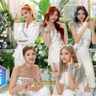 """ITZY's """"In The Morning"""" Rises To No. 1; Soompi's K-Pop Music Chart 2021, May Week 3"""
