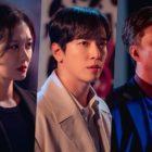 """Jang Nara And Jung Yong Hwa Have Tense Confrontation With Ahn Kil Kang In """"Sell Your Haunted House"""""""