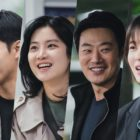 """Lee Seung Gi And Cast Of """"Mouse"""" Say Goodbye To The Drama + Pick Their Favorite Scenes"""