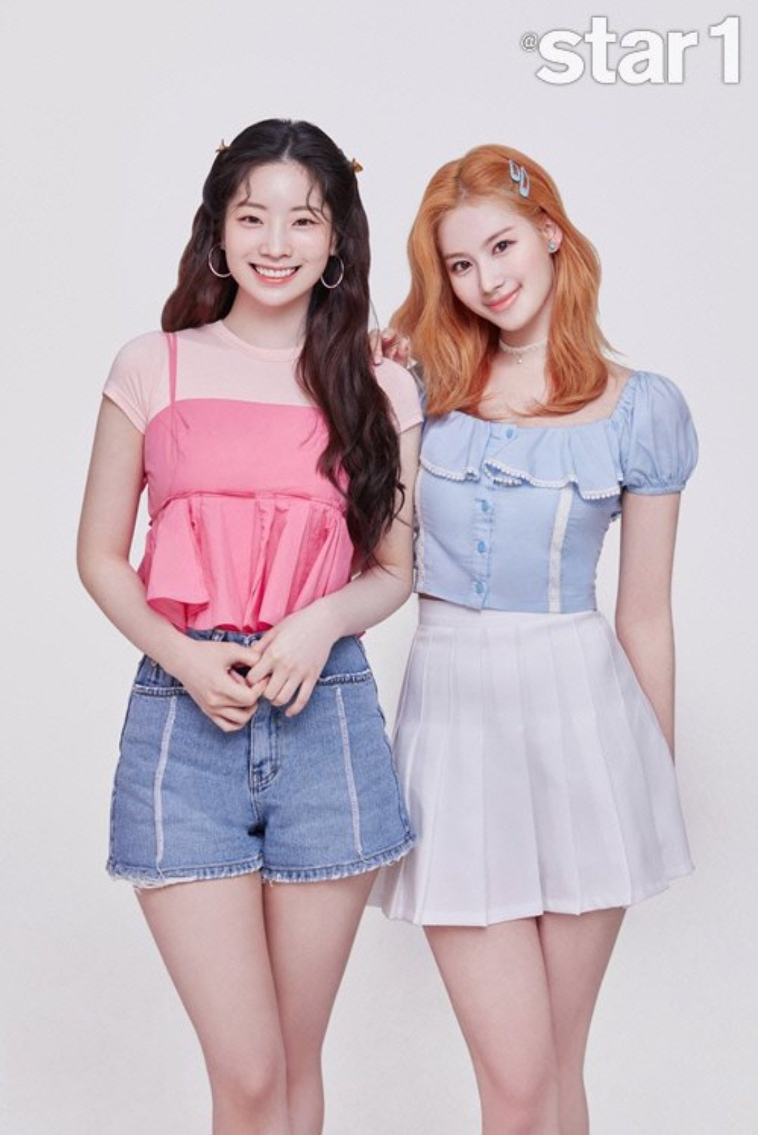 TWICE's Sana And Dahyun Talk About Their Chemistry, Missing Their Fans, And More | Soompi
