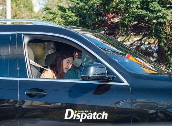 Update: Lee Seung Gi And Lee Da In Confirmed To Be Dating + Dispatch Reveals Photos   Soompi