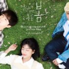 """Park Ji Hoon, Kang Min Ah, Bae In Hyuk, And More Are Ready To Go On A Memorable Journey In """"At A Distance Spring Is Green"""" Main Poster"""