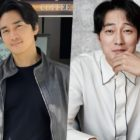 """So Ji Sub Shows Love For His Friend Song Seung Heon's New Drama """"Voice 4"""""""