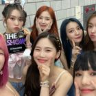 """Watch: Oh My Girl Earns 2nd Win For """"Dun Dun Dance"""" On """"The Show""""; Performances By ENHYPEN, fromis_9, ONEUS, And More"""