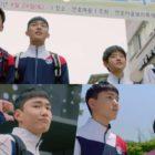 "Watch: Tang Joon Sang, Kim Kang Hoon, And More Develop Friendships Through Badminton In ""Racket Boys"" Teaser"