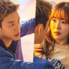 """Seol Jung Hwan Tries A New Tactic To Win Go Won Hee's Heart In """"Revolutionary Sisters"""""""