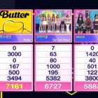 """Watch: BTS Takes 2nd Win For """"Butter"""" On """"Inkigayo""""; Performances By aespa, EVERGLOW, NCT DREAM, And More"""