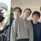 SHINee's Taemin Enlists In The Military With Support From Members