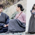 """Jung Il Woo Pulls Yuri In For An Embrace After Reuniting In """"Bossam: Steal The Fate"""""""