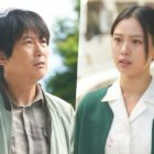 """Go Min Si Has A Tense Confrontation With Her Father Kim Won Hae In """"Youth Of May"""""""
