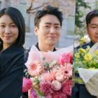 """Watch: Kim Ok Bin, Lee Joon Hyuk, And Other """"Dark Hole"""" Cast Members Share Closing Comments On Drama"""