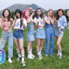 "Oh My Girl's ""Dun Dun Dance"" Remains No. 1; Soompi's K-Pop Music Chart 2021, June Week 1"