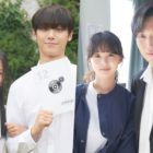 """Go Min Si, Lee Do Hyun, Geum Sae Rok, And Lee Sang Yi Reflect On """"Youth Of May"""" + Share Their Favorite Scenes"""