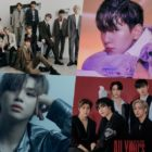 EXO's Baekhyun And SEVENTEEN Receive Million Certifications From Gaon; ASTRO, Kang Daniel, And More Go Platinum