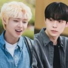 """Park Ji Hoon And Bae In Hyuk Talk About Their Chemistry In """"At A Distance Spring Is Green"""""""