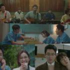 "Watch: Jo Jung Suk, Jung Kyung Ho, Yoo Yeon Seok, Jeon Mi Do, And Kim Dae Myung Make The Perfect Team In ""Hospital Playlist 2"""