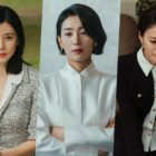 """""""Mine"""" Previews The Mysterious Teamwork Of Lee Bo Young, Kim Seo Hyung, And Ok Ja Yeon"""