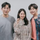 Shin Min Ah, Kim Seon Ho, And Lee Sang Yi Test Chemistry At 1st Script Reading For New Rom-Com