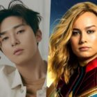 """Park Seo Joon To Reportedly Join Brie Larson And More In """"The Marvels"""""""