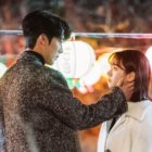 """Jang Ki Yong And Hyeri Get Lost In Each Other's Eyes In """"My Roommate Is A Gumiho"""""""