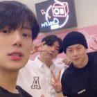"MONSTA X's Minhyuk, Kihyun, And Joohoney Share Stories From ""GAMBLER"" MV Filming And More"
