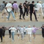 """Watch: SEVENTEEN Shows Off Awe-Inspiring Synchronization In """"Ready To Love"""" Dance Practice Video"""