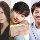 Krystal, Jinyoung, And Cha Tae Hyun's Upcoming Drama Temporarily Halts Filming