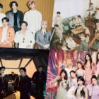 BTS, SEVENTEEN, EXO, And TWICE Take Top Spots On Oricon's Weekly Album Chart