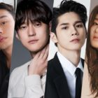 Yoo Ah In, Go Kyung Pyo, Ong Seong Wu, Park Ju Hyun, And More Confirmed For New Action Heist Film