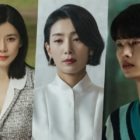"""Lee Bo Young, Kim Seo Hyung, Cha Hak Yeon, And More Share Closing Comments On """"Mine"""""""