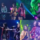 """Watch: Brave Girls Transforms Into A Rock Band For """"Immortal Songs"""""""